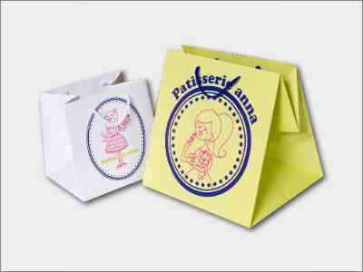 大阪府大阪市西区の企画制作デザイン、アカムトライの制作実績 紙袋 アイキャッチ