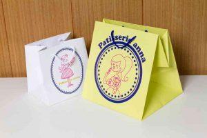 大阪府大阪市西区の企画制作デザイン、アカムトライの制作実績 紙袋