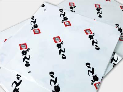 がんこ包装紙